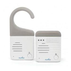 Vigila Bebés Audio Digital Gris Nuvita